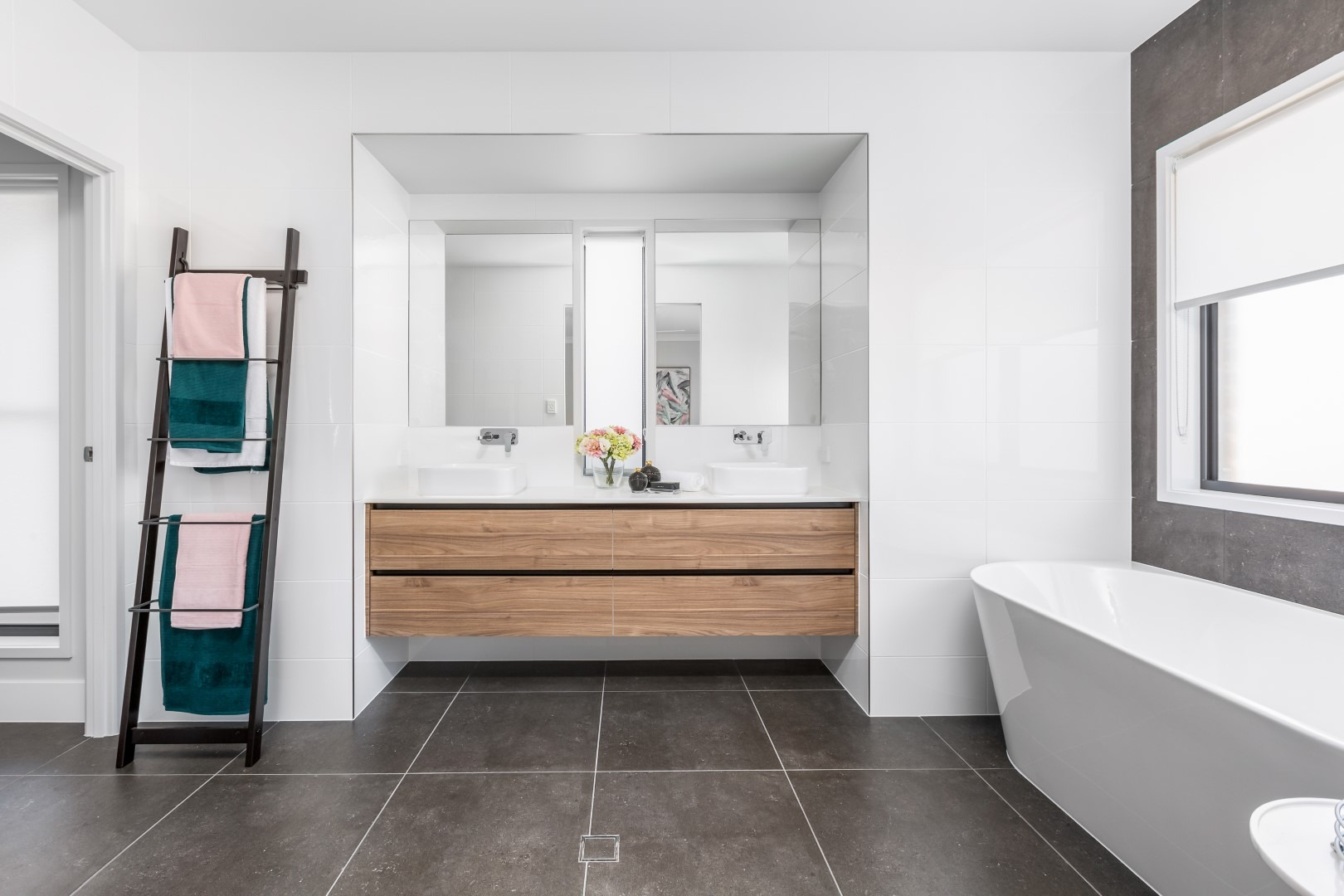 Customized Bathroom