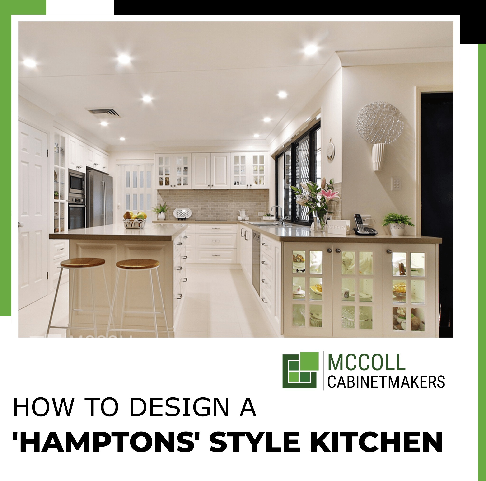How to Design a 'Hamptons' Style Kitchen