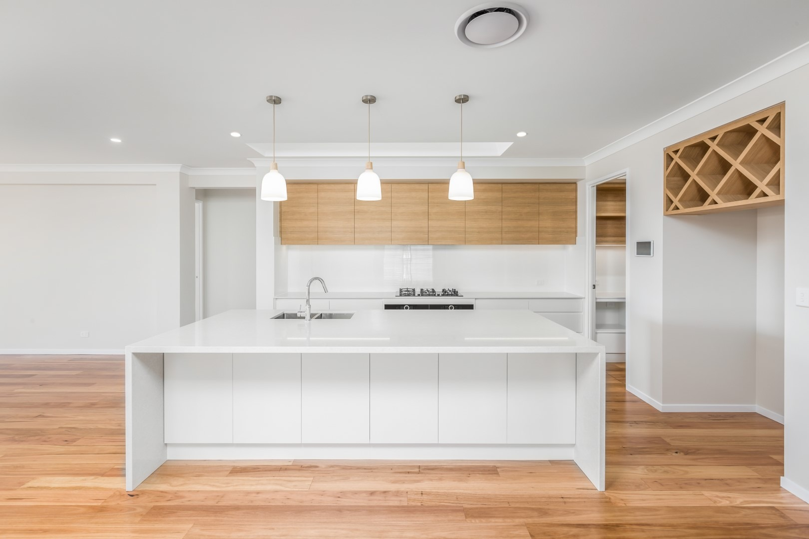 Opting for custom kitchen cabinetry